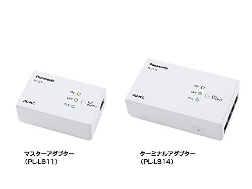 AV用PLCアダプター スタートパック PL-LS14KT