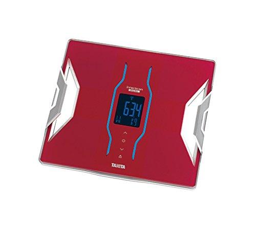 送料無料 TANITA 【世界初! 筋肉の「質」がわかる】 & 【スマートフォンに対応・アプリで健康管理】 デュアルタイプ体組成計 インナースキャンデュアル レッド RD-902-RD