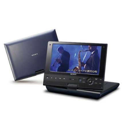 SONY ポータブルブルーレイ/DVDプレーヤー BDP-SX910