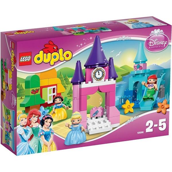 レゴ デュプロ ディズニープリンセス お姫さまセット 10596