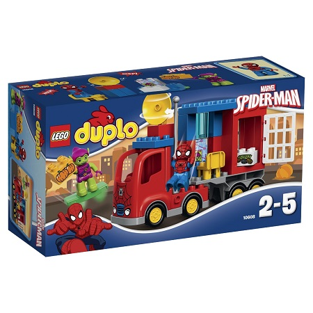 レゴ デュプロ スパイダーマン