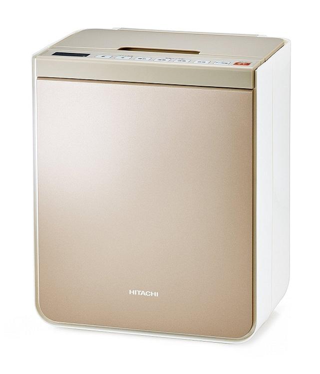 【キャッシュレス5%還元対象】日立 【マット不要】 ふとん乾燥機 シャンパンゴールド HFK-VH700 N