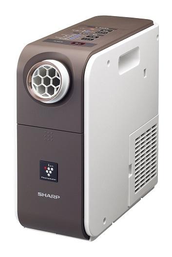SHARP プラズマクラスター搭載 乾燥機 ホワイト系 DI-ED1S-W