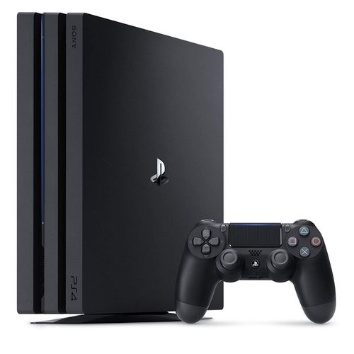 【最大1200円オフ限定クーポン配布中1月11日(金)09:59迄】PlayStation 4 Pro ジェット・ブラック 1TB (CUH-7100BB01)