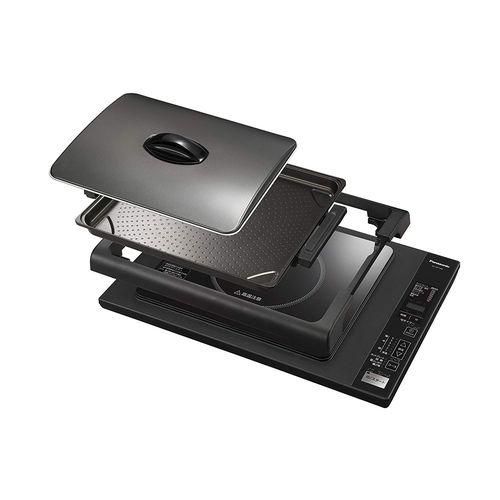 パナソニック IHホットプレート ブラック KZ-HP1100-K