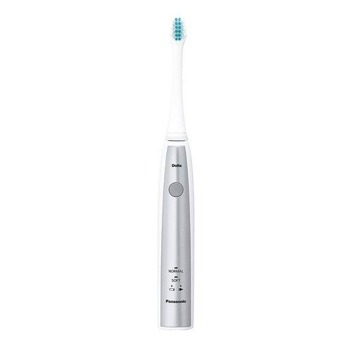 パナソニック 電動歯ブラシ ドルツ シルバー EW-DL23-S