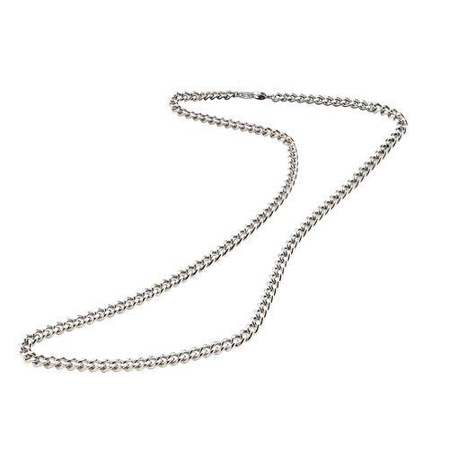 ファイテン(phiten) ネックレス チタンチェーンネックレス 50cm