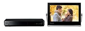 パナソニック 10V型 ポータブル液晶テレビ 防水タイプ 500GB ブルーレイディスクプレイヤー/HDDレコーダー付き プライベート・ビエラ UN-10TD6-K