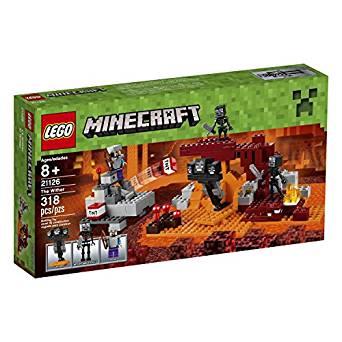レゴ マインクラフト LEGO Minecraft The Wither 21126 [並行輸入品]