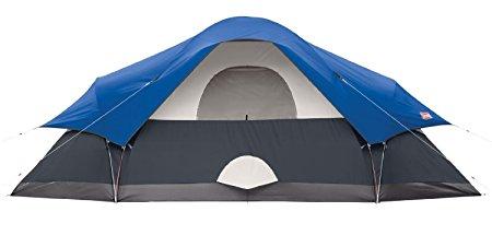 コールマン 8人用 ドームテント Coleman Red Canyon 8-Person Modified Dome Tent ブルー [並行輸入品]