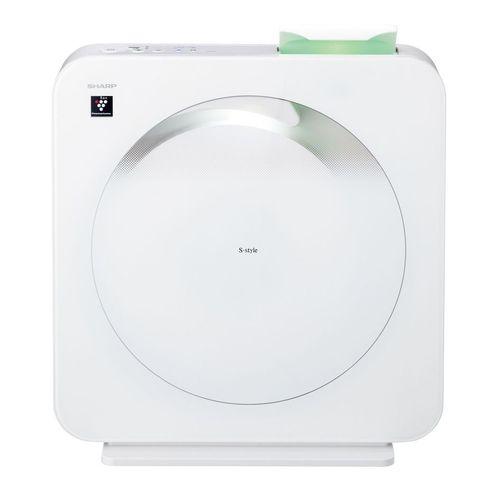 シャープ 空気清浄機 S-style 高濃度プラズマクラスター25000 ホワイト FP-FX2-W