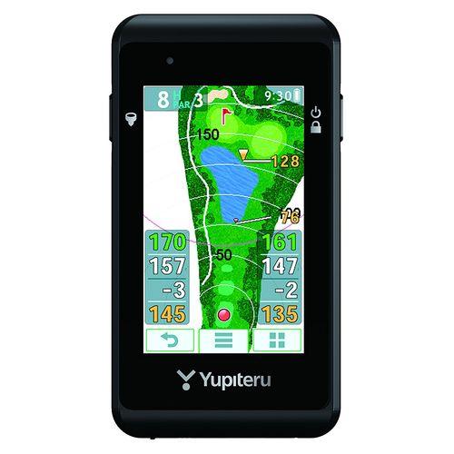 ユピテル(YUPITERU) Yupiteru GOLF ゴルフナビ YGN5200 ユニセックス 使用可能時間:最大約11.5時間 簡単ナビシリーズ