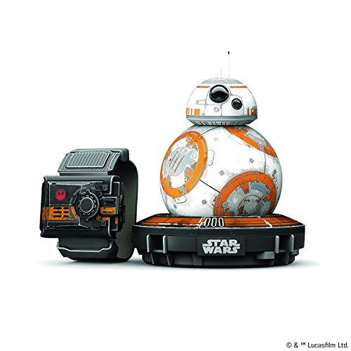 スター・ウォーズ Special Edition Battle-Worn BB-8 by Sphero R001SJP