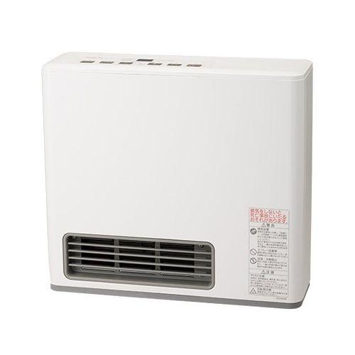 大阪ガス ガスファンヒーター 都市ガス用 ホワイト 140-5862-13A