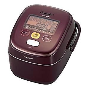 象印 炊飯器 圧力IH式 5.5合炊き ボルドー NP-YT10-VD