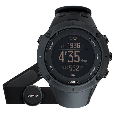 スント(SUUNTO) 腕時計 アンビット3 ピーク HR 10気圧防水 GPS 心拍/気圧/高度/方位/速度/距離計測