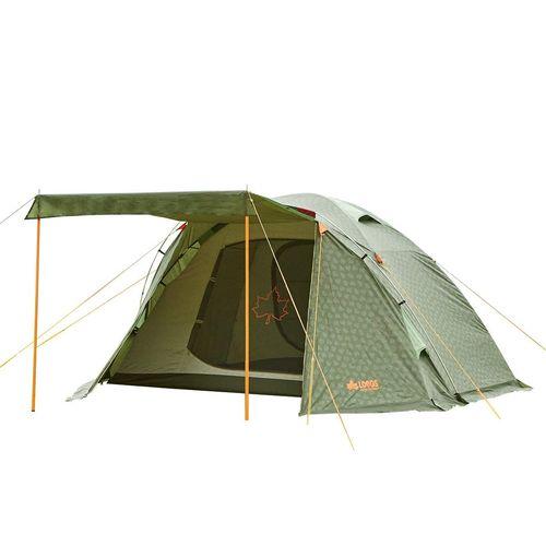 ロゴス(LOGOS) テント 4~5人用 neos ベーシックドーム・PLR WXL 71805018 軽量 丈夫 簡単設置
