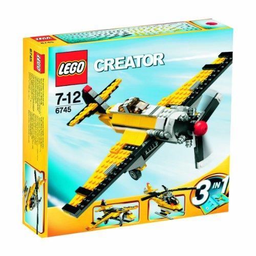 レゴ クリエイター・プロペラパワー 6745