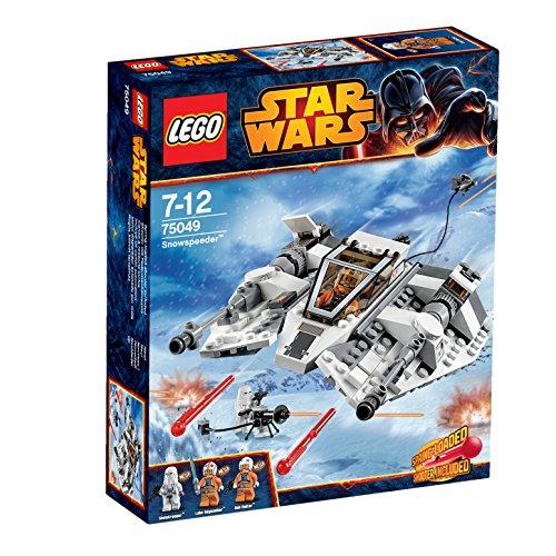 レゴ スター・ウォーズ スノースピーダー 75049