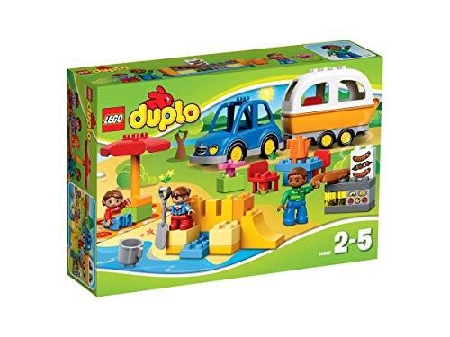 レゴ (LEGO) デュプロのまち キャンプにおでかけ 10602