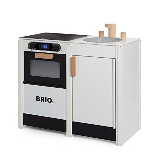 BRIO キッチンストーブ シンク 31360