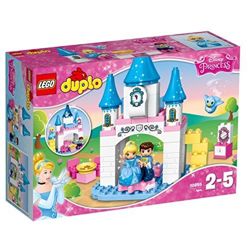 レゴ (LEGO) デュプロ ディズニー シンデレラのおしろ 10855