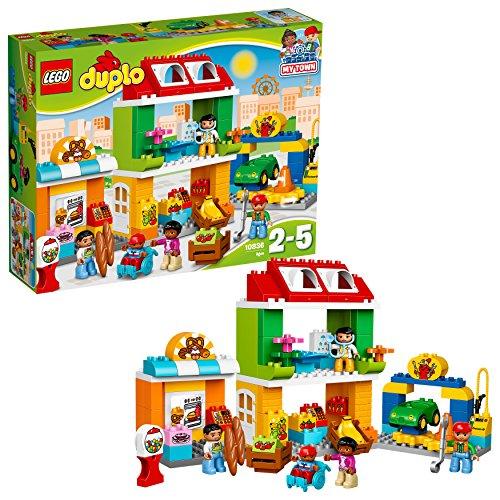 レゴ(LEGO)デュプロ デュプロ(R)のまち みんなのまち 10836