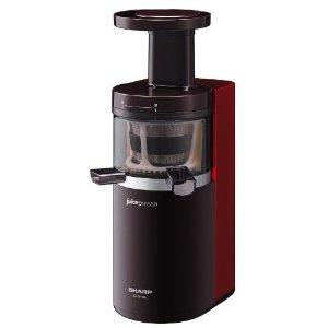SHARP juicepresso ジュースプレッソ スロージューサー レッド系 EJ-CP10A-R