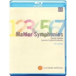 Abbado Conducts Mahler Symphonies 1-7 [Blu-ray] 輸入盤
