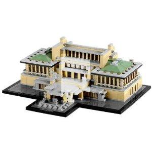 Lego レゴ アーキテクチャー 帝国ホテル 21017