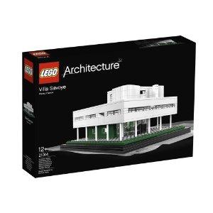 Lego レゴ アーキテクチャー サヴォア邸 21014