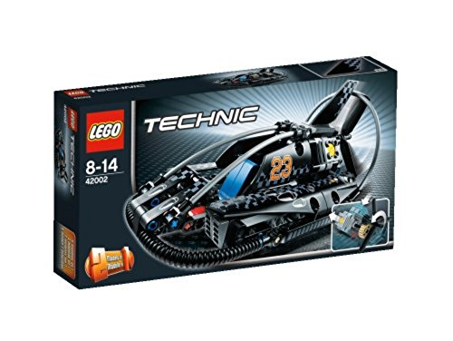 レゴ (LEGO) テクニック ホバークラフト 42002