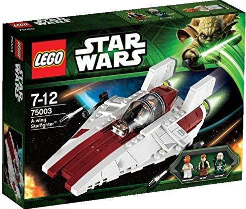 レゴ (LEGO) スター・ウォーズ Aウイング・スターファイター? 75003