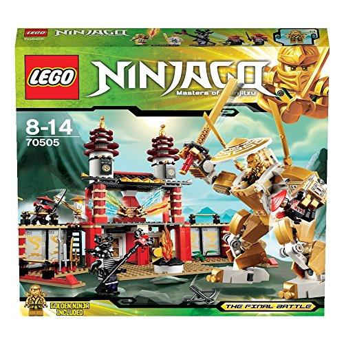 レゴ (LEGO) ニンジャゴー 天空の黄金神殿 70505