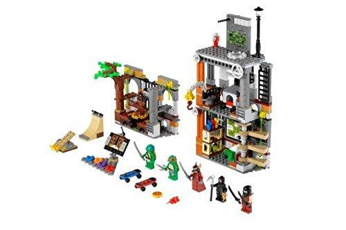 レゴ (LEGO) ニンジャ・タートルズ タートル・レアー・アタック 79103