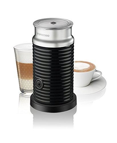 5の倍数日はカードエントリーで5倍/Nespresso ネスプレッソ エアロチーノ 3 色:ブラック 3194/JP/BK 日本正規品