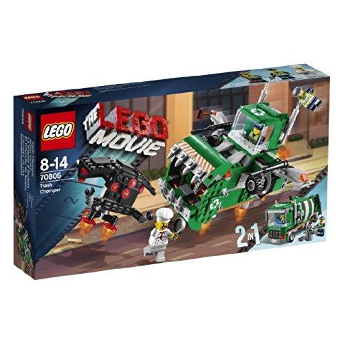 レゴ (LEGO) ムービー トラッシュチョッパー 70805