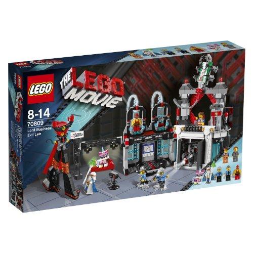 レゴ (LEGO) ムービー おしごと大王のアジト 70809