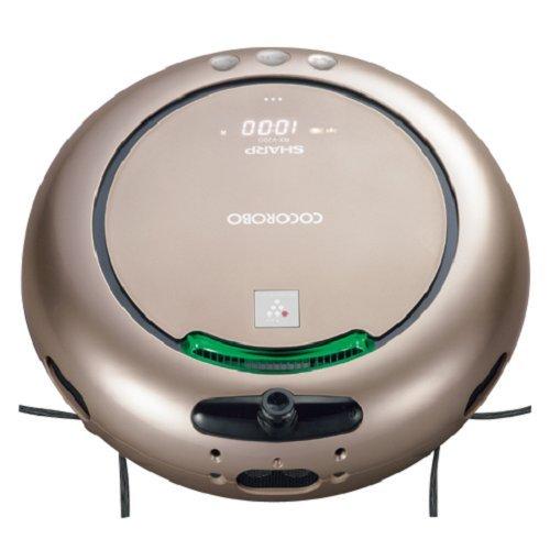 シャープ ロボット家電 (ゴールド系・シルキーゴールド)【掃除機】SHARP COCOROBO(ココロボ) RX-V200-N