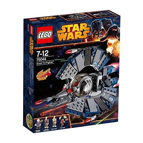 レゴ (LEGO) スター・ウォーズ ドロイド・トライファイター 75044