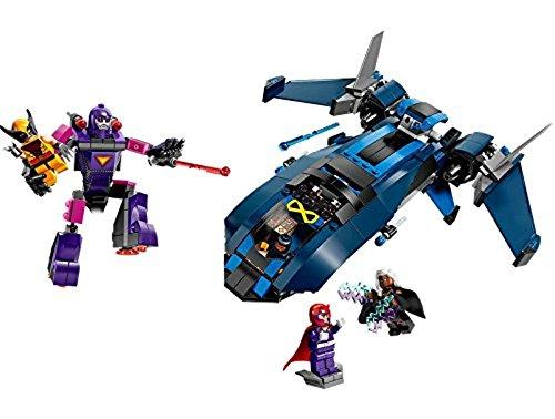 レゴ (LEGO) スーパー・ヒーローズ X-メン vs センチネル 76022