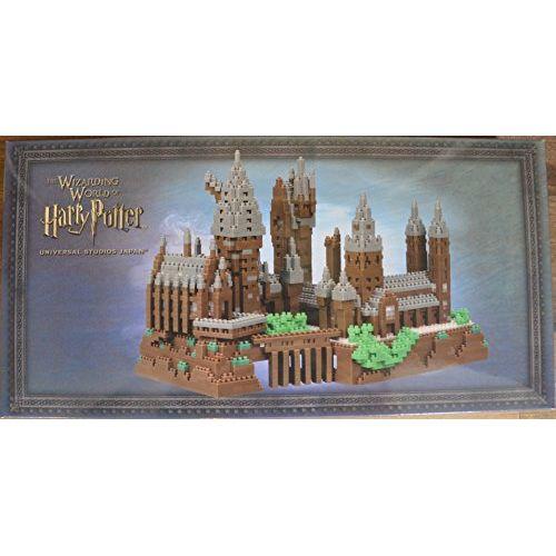 【最大1200円オフ限定クーポン配布中1月11日(金)09:59迄】ホグワーツ 城 ナノブロック ハリー ポッター USJ 公式 限定 商品 グッズ 「The Wizarding World of Harry Potter ( ザ ウィザーディング ワールド オブ ) 」