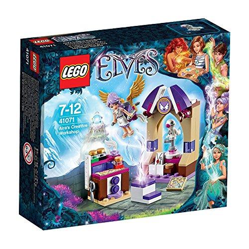 レゴ (LEGO) エルフ アイラの魔法の工房 41071