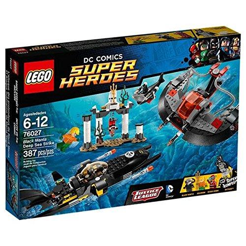 レゴ (LEGO) スーパー・ヒーローズ ブラック・マンタの深海攻撃 76027