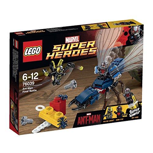 レゴ (LEGO) スーパー・ヒーローズ アントマン ファイナルバトル 76039