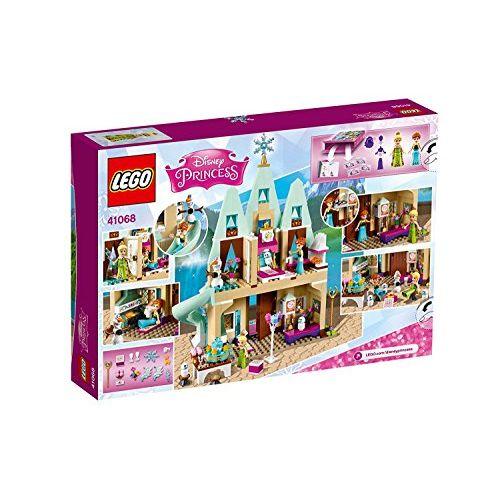 【最大1200円オフ限定クーポン配布中1月11日(金)09:59迄】レゴ (LEGO) ディズニー アナとエルサのアレンデール城 41068