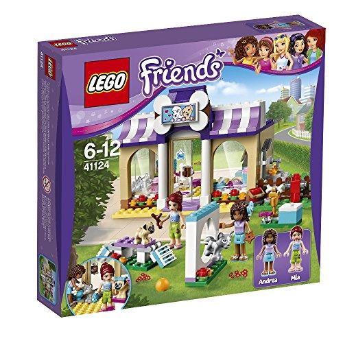 【キャッシュレス5%還元対象】レゴ (LEGO) フレンズ 子犬の幼稚園 41124