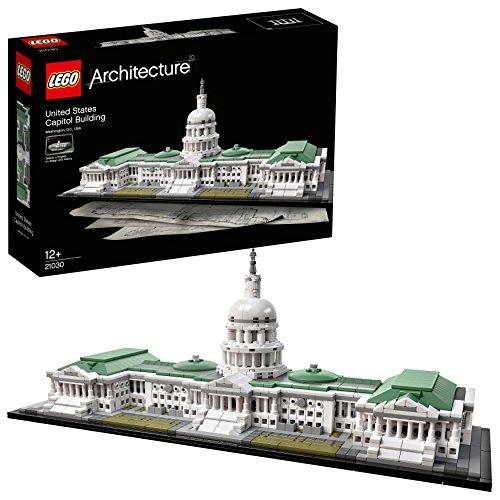 LEGO Architecture 21024 Louvre Building Kit 6101021