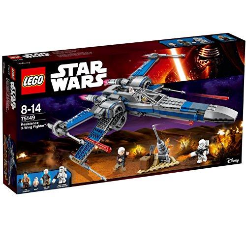 レゴ (LEGO) スター・ウォーズ レジスタンスのXウィング・ファイター 75149