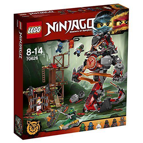 レゴ(LEGO) ニンジャゴー クロノメカ:タイムスネイカー 70626
